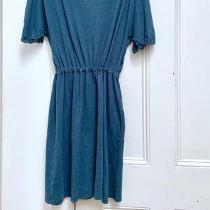 Velvet by Graham & Spencer Dresses - VELVET cowlneck tshirt dress